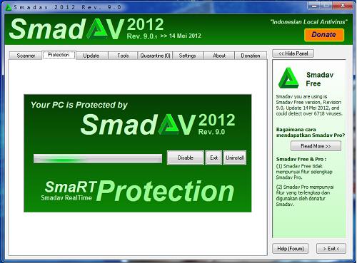 SMADAV 2012 REV. 9.0
